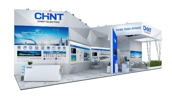 CHINT Electric Hannover Messe 2015